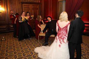 Murder Mystery Wedding