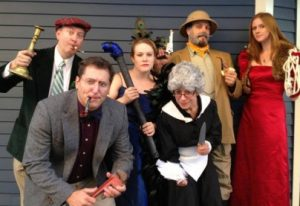 Mansion Mystery Clue | Shows In Boston | Head First Events